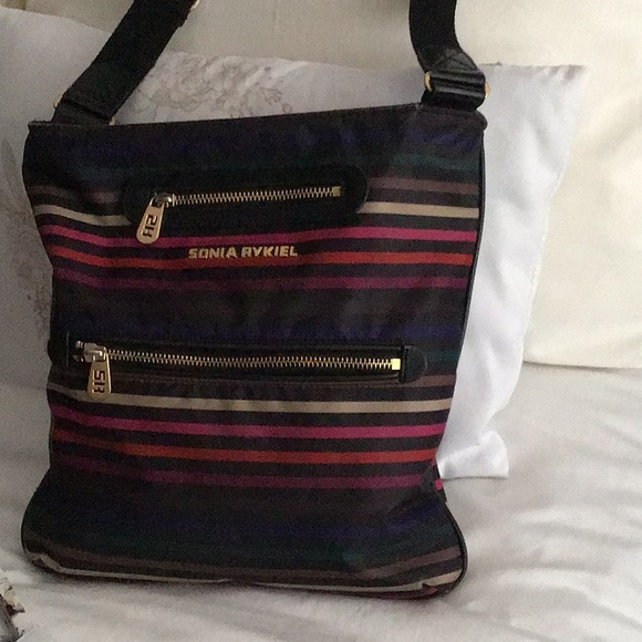 Sonia Rykiel Paris crossbody bag last chance